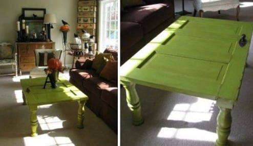Finishing Your Table