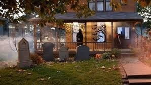 How To Make Halloween Tombstones Out Of Wood