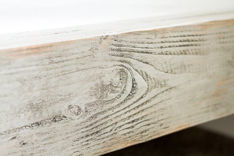 How To Make Wood Look Rustic
