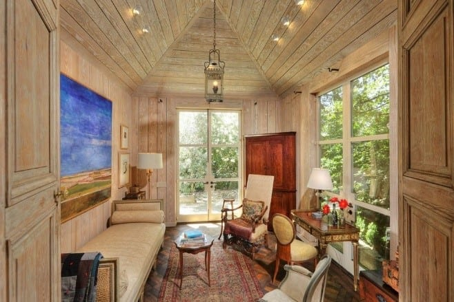 How To Pickle Wood Paneling