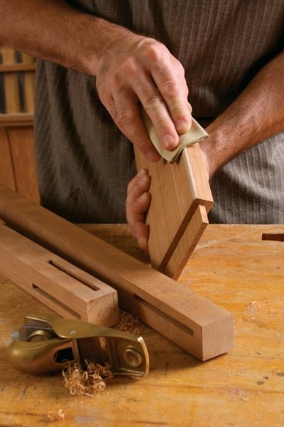 How To Round Wood Edges Without Router