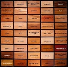 How To Tell Wood Types 1