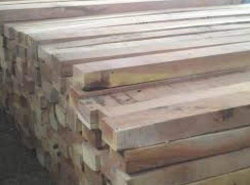 How Large Is The Piece Of Wood