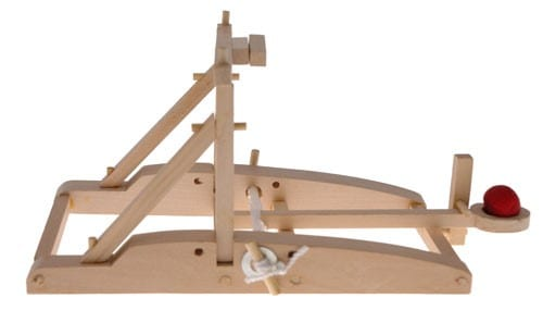 How To Build A Catapult Out Of Wood