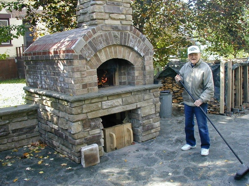 How To Build A Wood Fired Kiln Cut The Wood