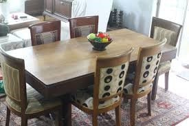 How To Clean Wood Table