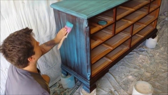 How To Remove Dried Paint From Wood 1