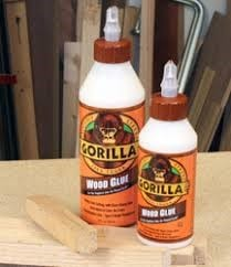 how to remove gorilla glue from wood cut the wood. Black Bedroom Furniture Sets. Home Design Ideas