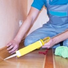 How To Remove Silicone Caulk From Wood