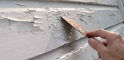 Inspect The Wood For Any Peeling Wrinkling Or Warping 1