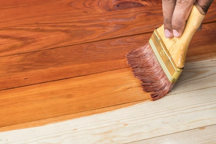 Is Wood Stain Toxic After It Dries
