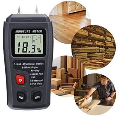 Measure Wood's Temperature 1