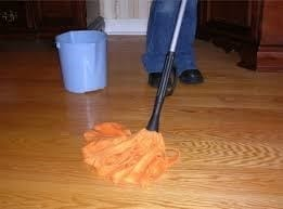 Remove Any Standing Water By Using Dry Towels Or Mop