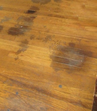 Remove Old Stain