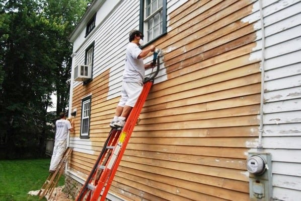Removing Lead Paint
