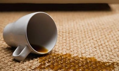 Removing The Water Based Wood Stain From Carpet