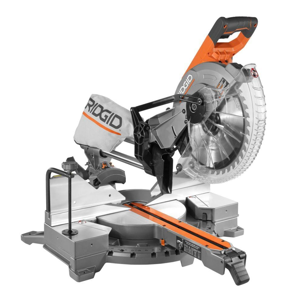 Ridgid Miter Saw Vs Hitachi Miter Saw