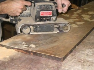 Sanding And Finishing The Wooden Surface Step 2 1