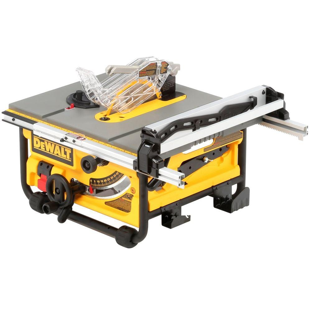 Skilsaw Table Saw Vs Dewalt Table Saw