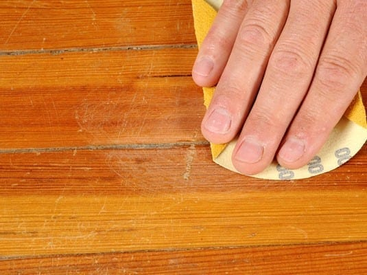 How To Stain Unfinished Wood Cut The Wood