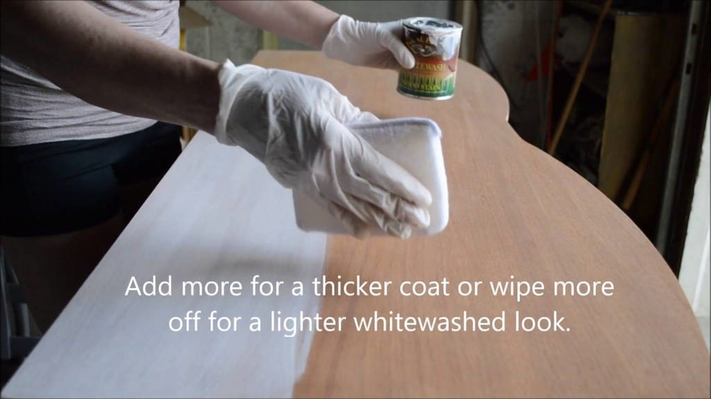 Step 2 Apply A Coat Of White Paint
