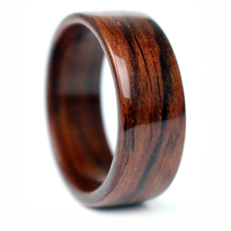 Step 6 Finish The Ring Wood