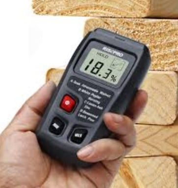 Test The Moisture Level Of Your Wood