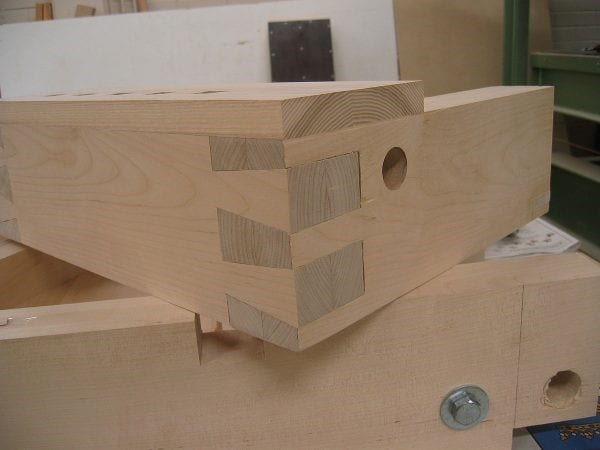 The Dovetail Joint 1