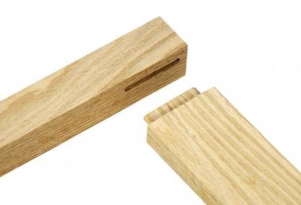 The Mortise And Tenon Joint 1
