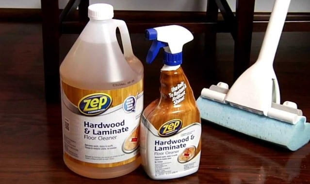 Using Commercial Cleaners 1