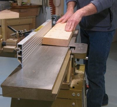 What Does A Wood Jointer Do