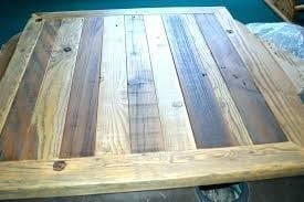 How To Join Wood Planks For Table Top