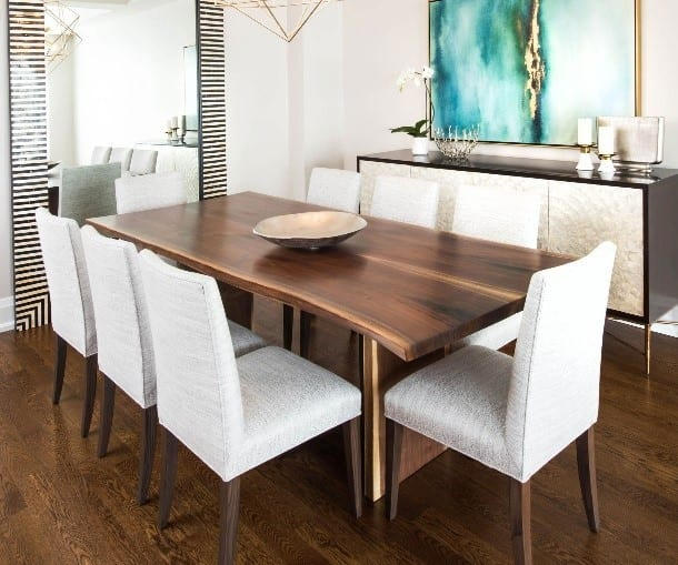 How To Restain A Wood Table