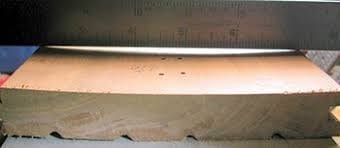 How To Straighten Cupped Wood