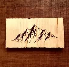 How To Burn Designs Into Wood