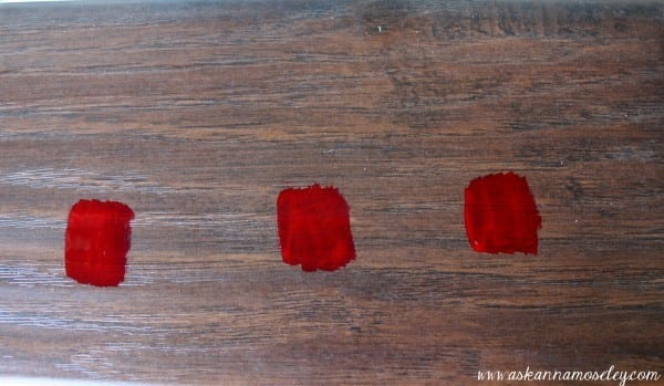 How To Get Nail Polish Off Wood