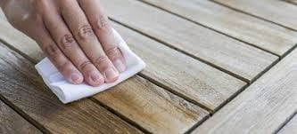 How To Remove Oil Based Stain From Wood