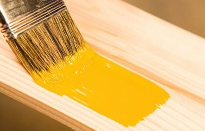 Step 1 Paint The Wood