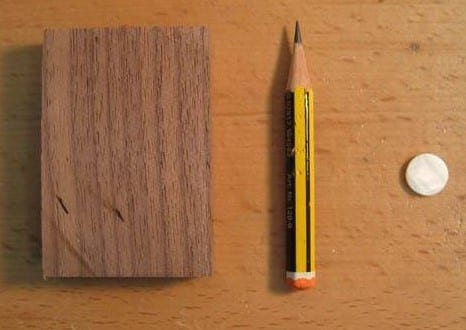 Step 2 How To Inlay Metal Into Wood