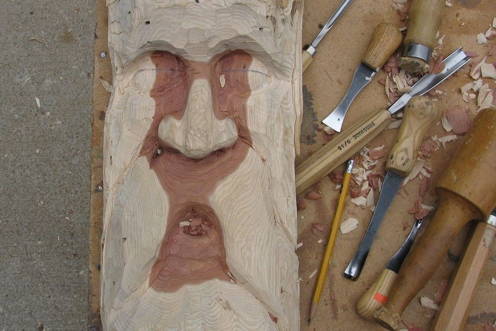 Step 4 How To Carve Wood By Hand