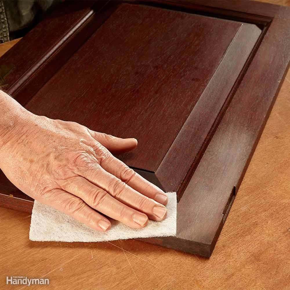 Step 4 How To Fix Blotchy Wood Stain