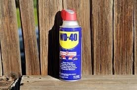 Use Wd 40 On Areas With A Lot Of Residues