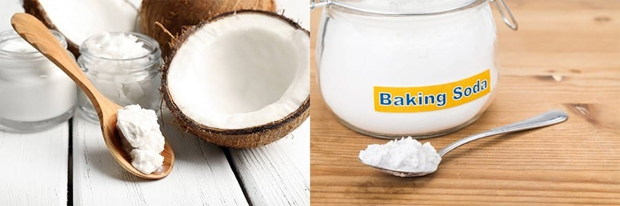 Use Coconut Oil And Baking Soda
