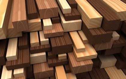 What Is The Density Of Wood