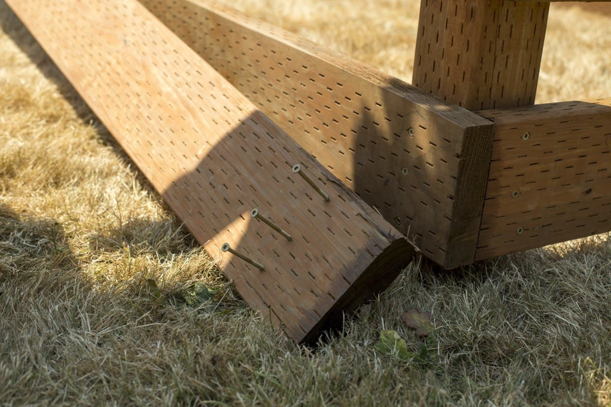 When To Use Pressure Treated Wood