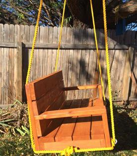 A Complete Guide For That Pallet Porch Swing