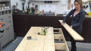 Building The Structure Of The Table