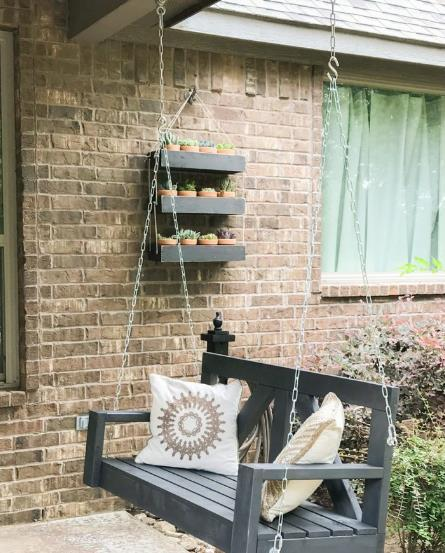 Cheap But Sturdy Porch Swing