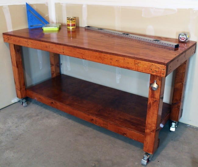Diy Simple Workbench Project