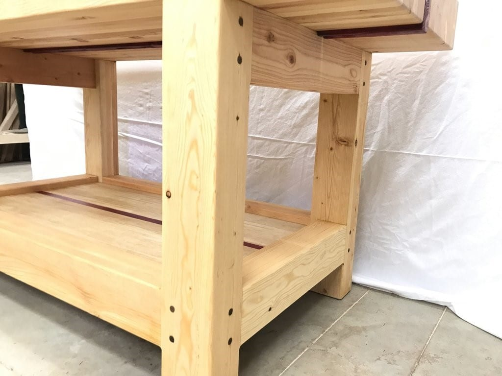 Extreme Woodworking Bench For Under 200 2
